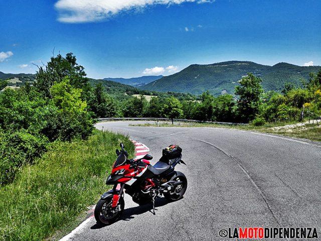 SP208 Valico dello Spino: una strada provinciale che crede di essere una pista!